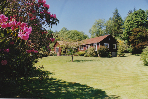 Ardbahaigh self catering by Loch Awe Scotland